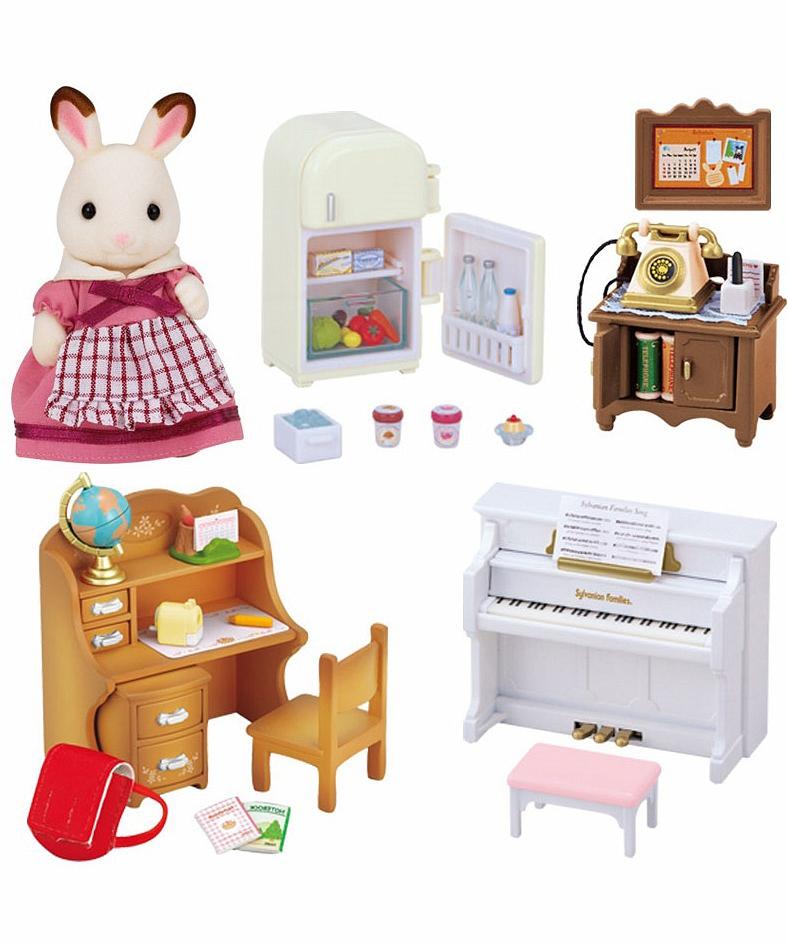 Игровой набор Sylvanian Families Мебель для дома Марии 5220