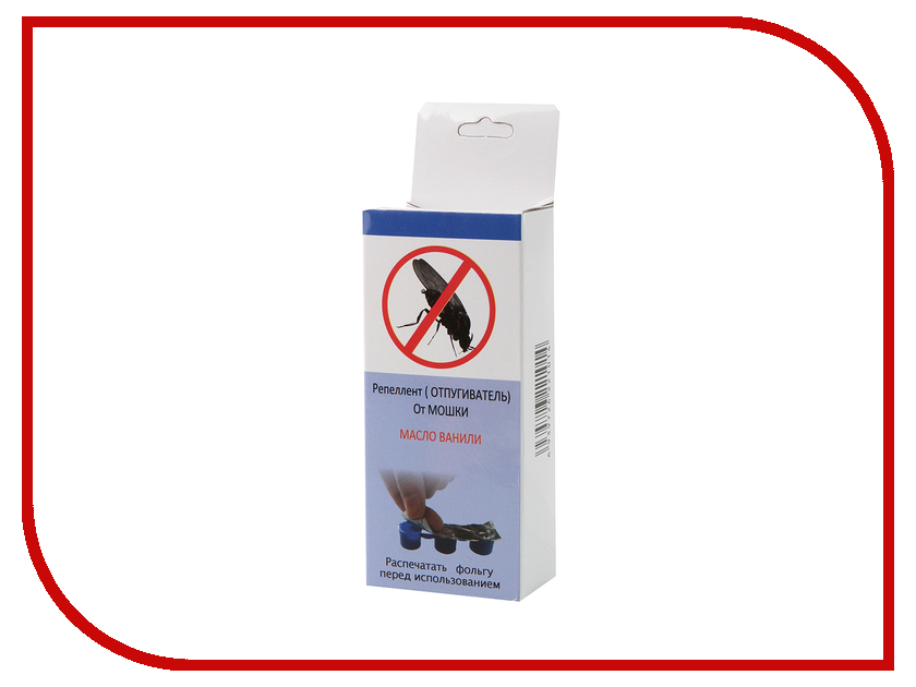 Средство защиты от комаров Mosquito 64M-3CV - Репеллент-отпугиватель от мошки для МТ64