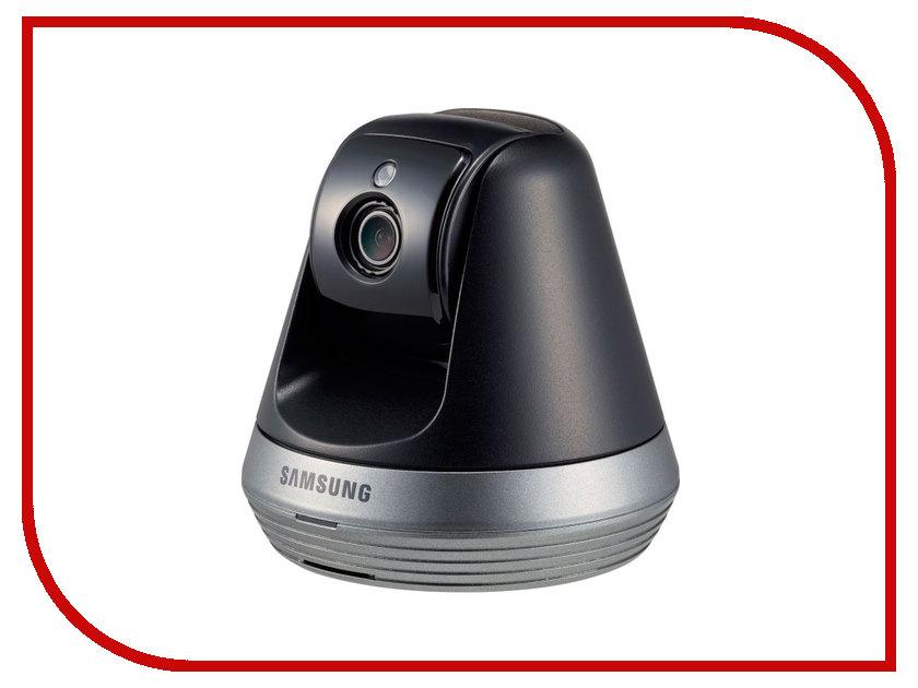 Видеоняня Samsung SmartCam SNH-V6410PN Wi-Fi Black samsung wb30f
