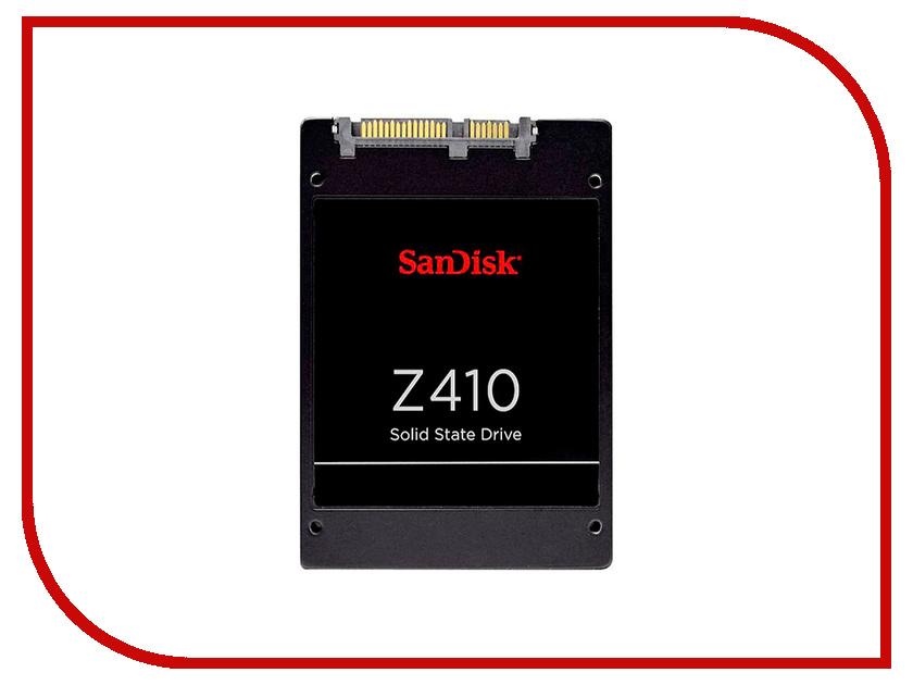 Жесткий диск 480Gb - SanDisk Z410 SD8SBBU-480G-1122<br>