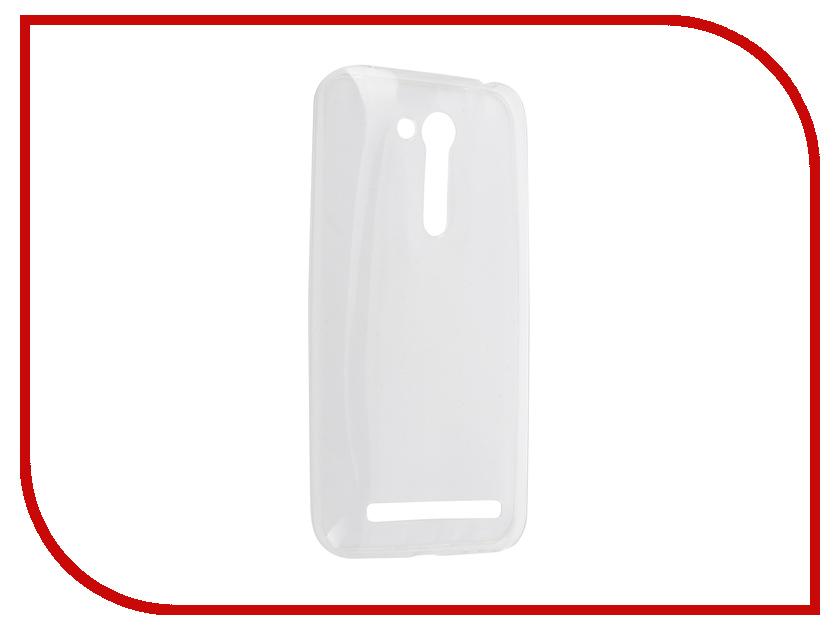 Аксессуар Чехол ASUS ZenFone Go ZB452KG iBox Crystal Transparent