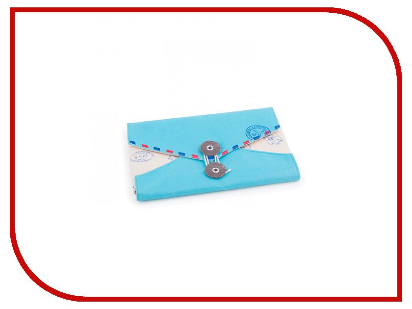 Аксессуар Umbra Envelope Blue 294025-276 Органайзер для путешествий<br>