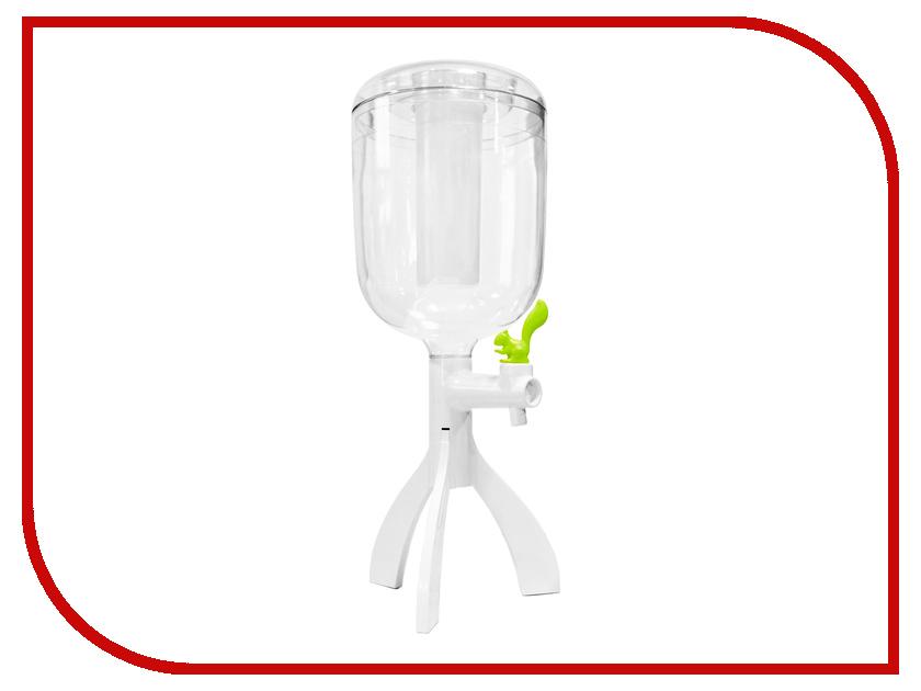 Кулер настольный Qualy Thirsty Squirrel QL10161-GN Green