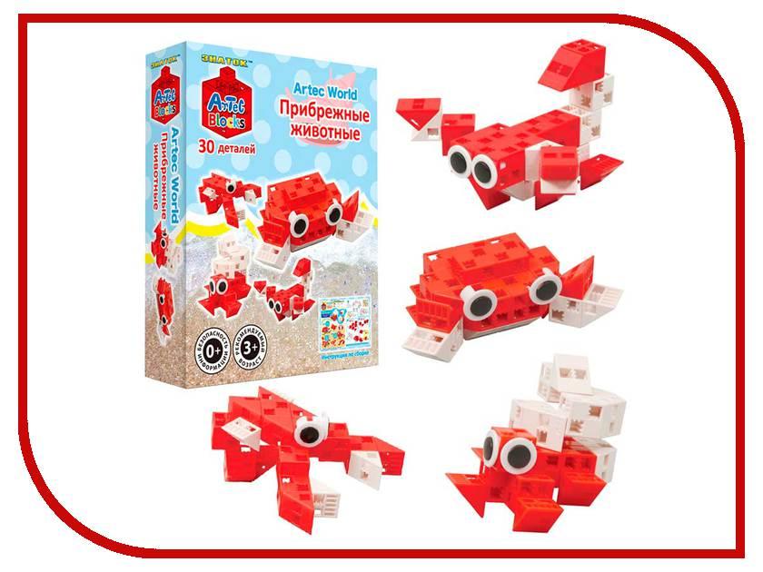 игрушка-artec-world-прибрежные-животные-15-2349-art
