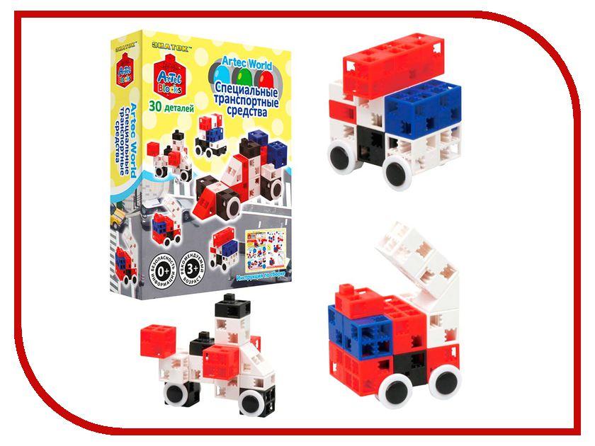игрушка-artec-world-специальные-транспортные-средства-15-2344-art