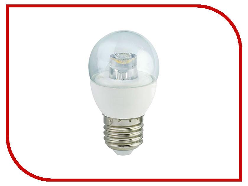 Лампочка Ecola Globe LED Premium G45 E27 7W 220V 2700K K7FW70ELC<br>
