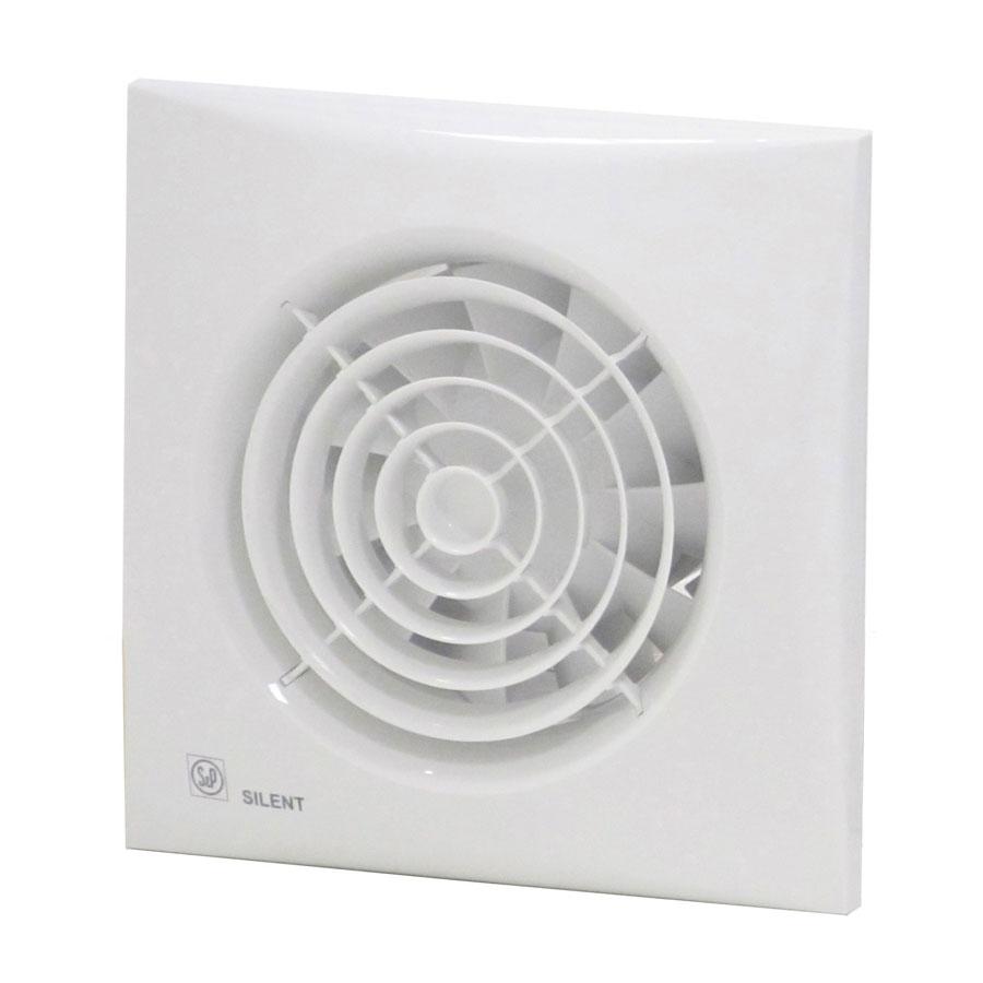 Вытяжной вентилятор Soler & Palau SILENT-300 CRZ PLUS White