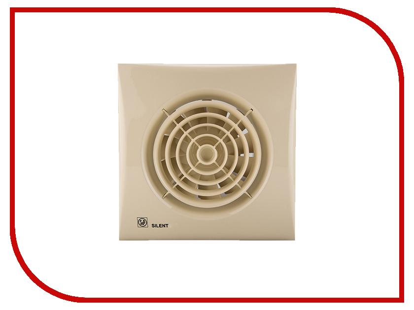 Вытяжной вентилятор Soler & Palau SILENT-200 CZ Ivory