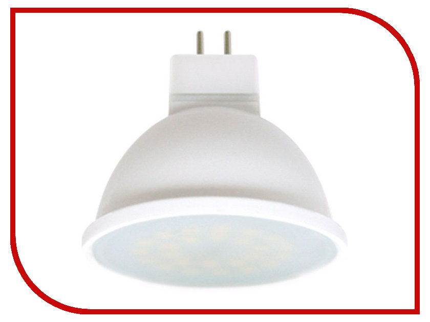 Лампочка Ecola MR16 LED Premium GU5.3 8W 220V 2800K матовое стекло M2UW80ELC<br>