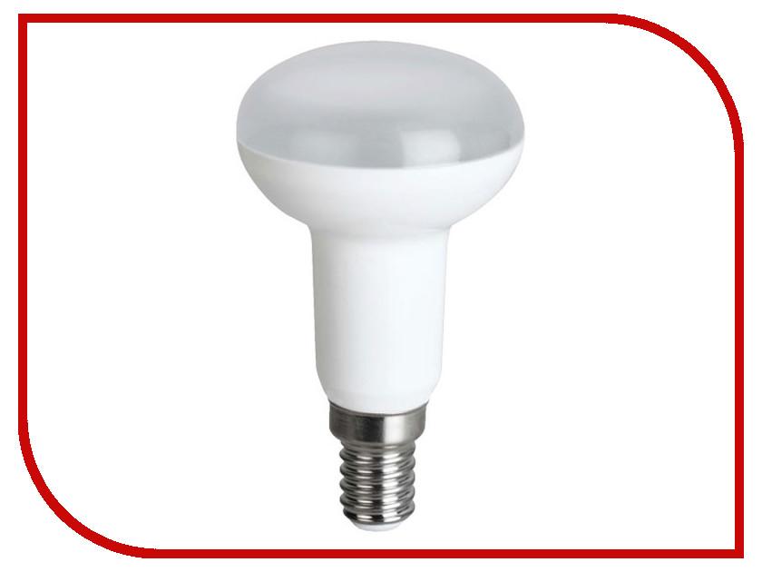 Лампочка Ecola Reflector LED E14 8W R50 220V 2800K G4SW80ELC лампочка ecola mr16 led gu5 3 4 2w 220v 2800k прозрачное стекло m2tw42elc