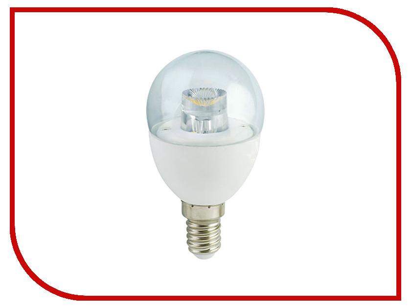 Лампочка Ecola Globe LED Premium G45 E14 7W 220V 4000K K4FV70ELC<br>