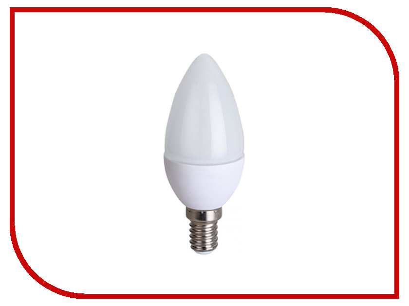 Лампочка Ecola Candle LED Premium E14 8W 220V 4000K C4MV80ELC лампочка ecola globe led e14 7w g45 220v 4000k k4lv70elc