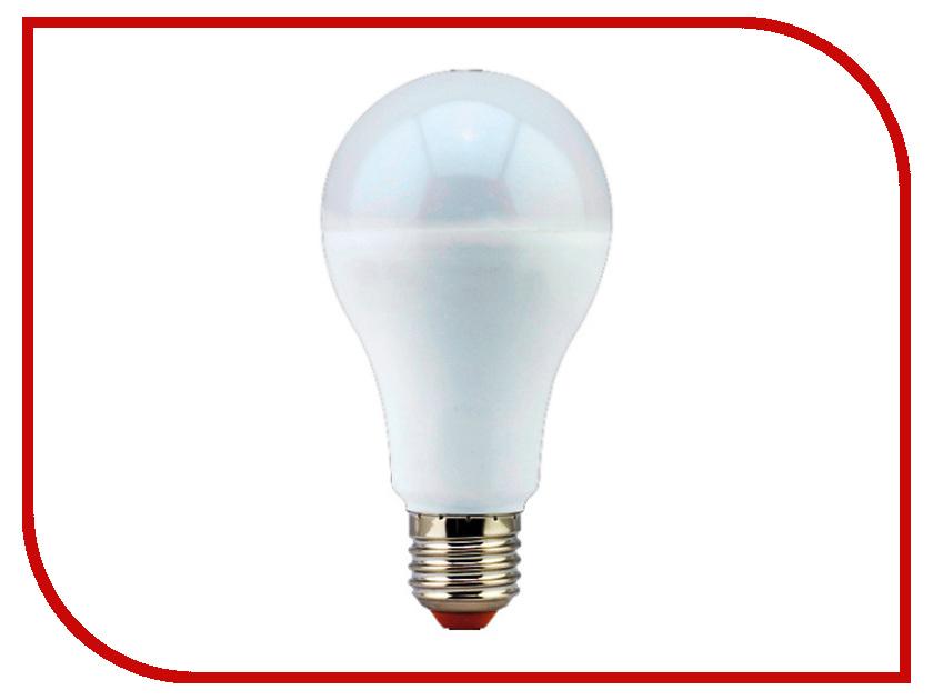 Лампочка Ecola Premium E27 17W A65 220-240V 2700K D7RW17ELC ecola jpsd10elb