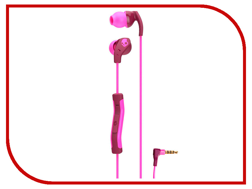 Гарнитура Skullcandy Method Plum-Pink S2CDHY-449<br>