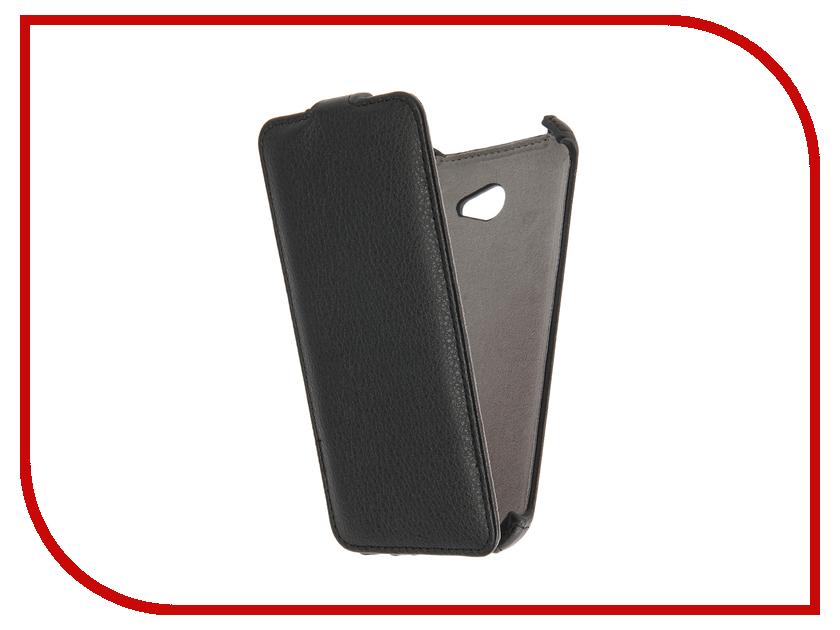 ��������� ����� LG K5 X220 Activ Flip Case Leather Black 58530
