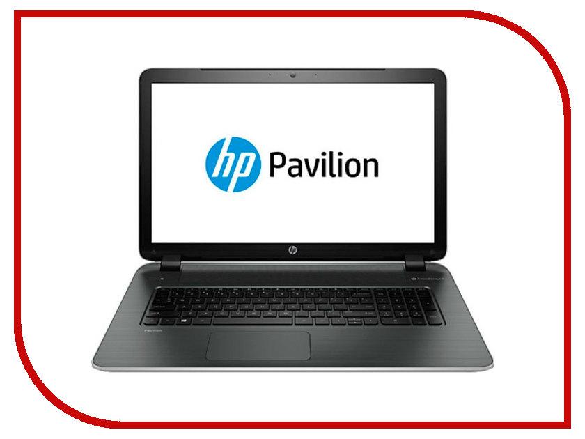 Ноутбук HP Pavilion 17-ab001ur W7T31EA (Intel Core i5-6300HQ 2.3 GHz/8192Mb/1000Gb/No ODD/nVidia GeForce GTX 960M 2048Mb/Wi-Fi/Cam/17.3/1920x1080/Windows 10 64-bit)<br>