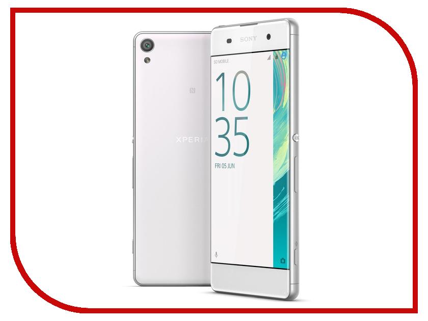 Сотовый телефон Sony F3111 Xperia XA White