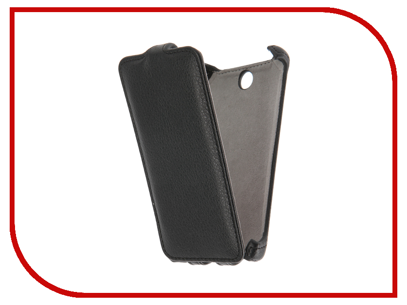 Аксессуар Чехол Microsoft Lumia 430 Activ Flip Case Leather Black 47783 pata фоторамка pata t5547 10x15