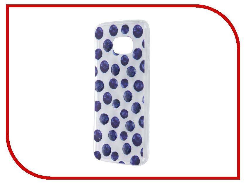 Аксессуар Чехол Samsung Galaxy S7 Edge SM-G935 Activ Silicone New Case 59285<br>