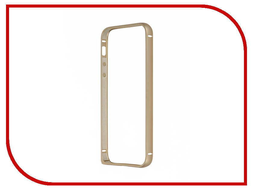 Аксессуар Чехол Activ MT01 для APPLE iPhone 5 Gold 47579<br>