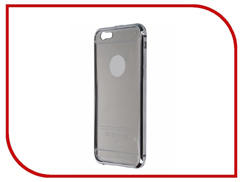 Аксессуар Чехол Activ для APPLE iPhone 6 + задняя крышка Silver 58752<br>