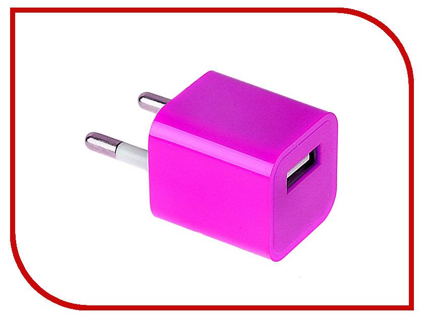 Зарядное устройство Activ Medium 3G 1000mA Pink 47074 зарядное устройство activ usb 1000 ma black 15682