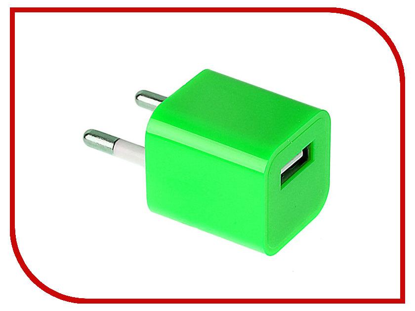 Зарядное устройство Activ Medium 3G 1000mA Green 47072 зарядное устройство activ usb 1000 ma black 15682