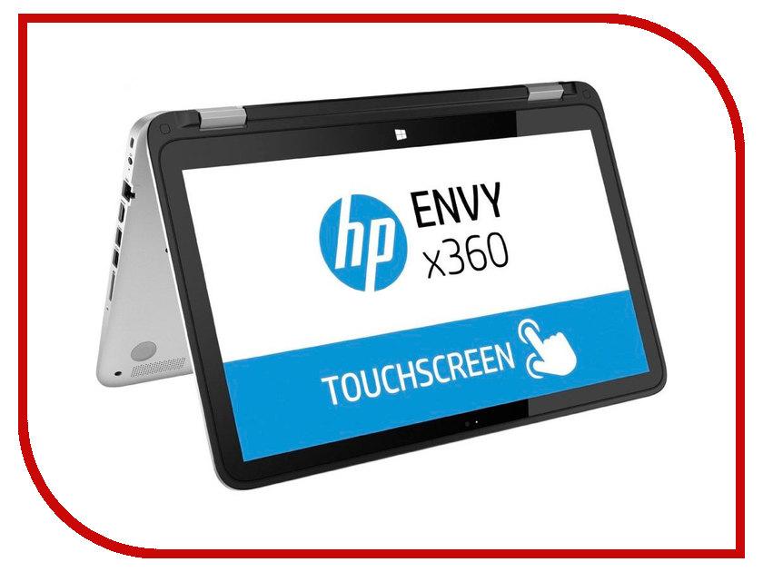 Ноутбук HP Envy x360 15-aq002ur E9K44EA Intel Core i7-6500U 2.5 GHz/8192Mb/1000Gb/Intel HD Graphics/Wi-Fi/Bluetooth/Cam/15.6/1920x1080/Windows 10 64-bit<br>
