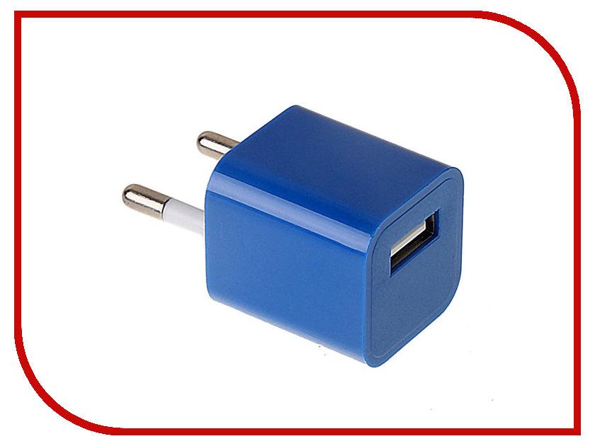 Зарядное устройство Activ Medium 3G 500mA Blue 47062 зарядное устройство activ usb 1000 ma black 15682
