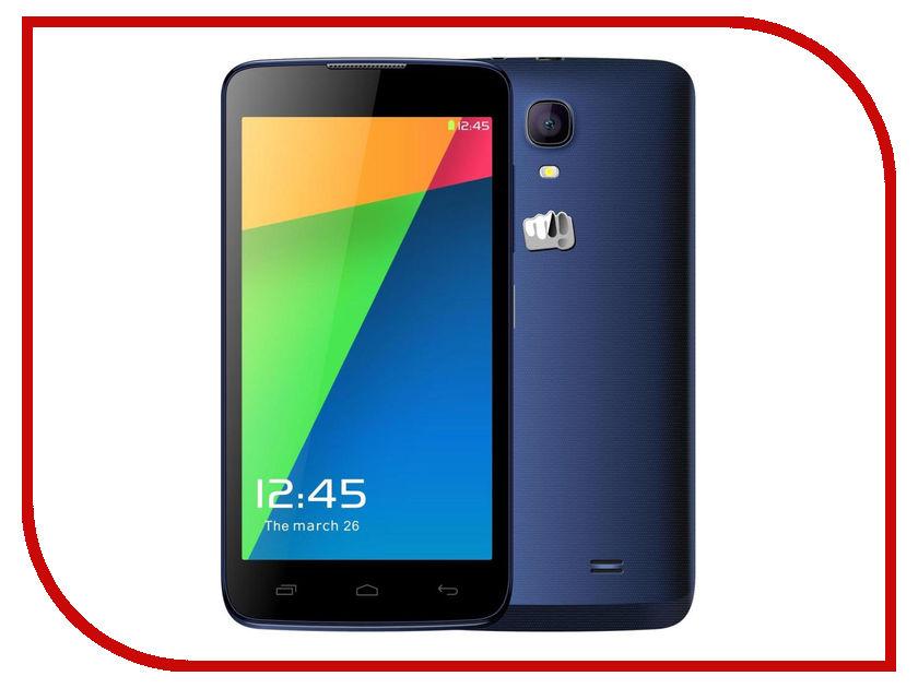 Сотовый телефон Micromax Q383 Blue<br>