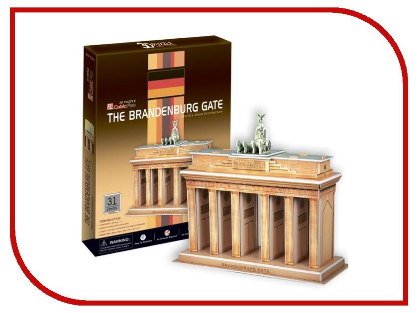 3D-пазл CubicFun Бранденбургские ворота C712h