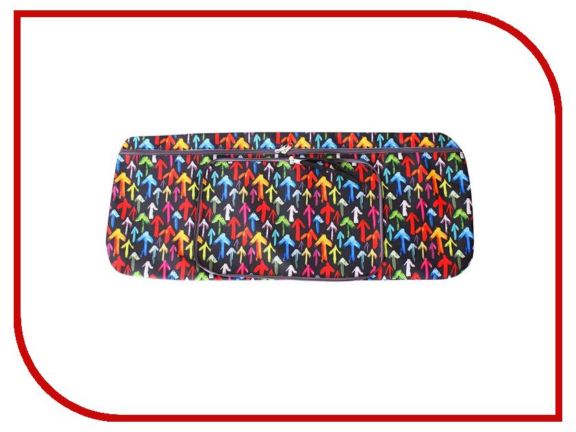 Аксессуар Чехол-портмоне для Y-SCOO 205 Разноцветные стрелки