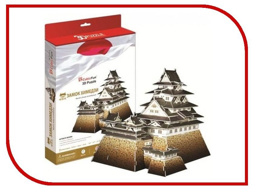 3D-пазл CubicFun Замок Химедзи MC099h