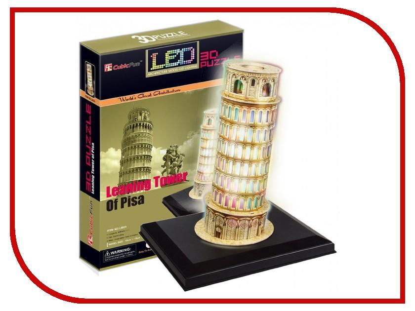 3D-пазл CubicFun Пизанская Башня L502h