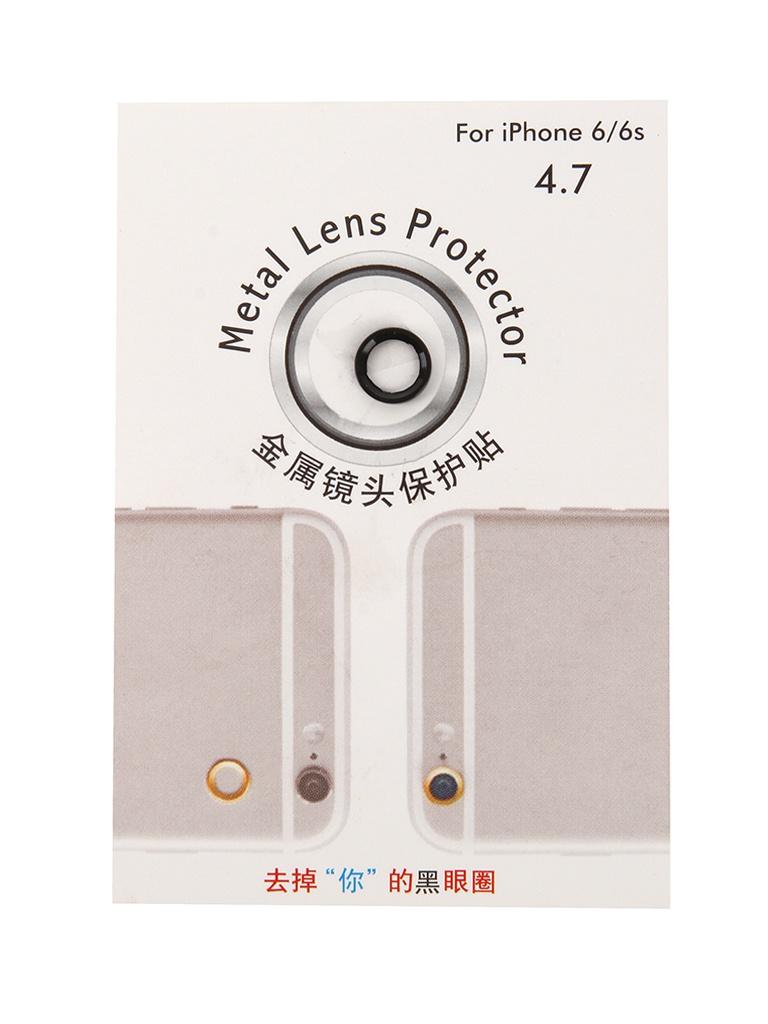 Аксессуар Защита камеры Apres Metal Ring Lens Protector для iPhone 6 / 6S Black