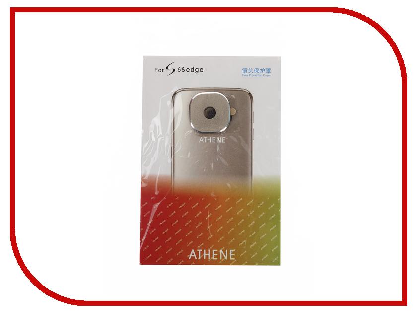 Аксессуар Защита камеры Samsung Galaxy S6 / S6 Edge Apres Metal Lens Protection Cover Gold<br>