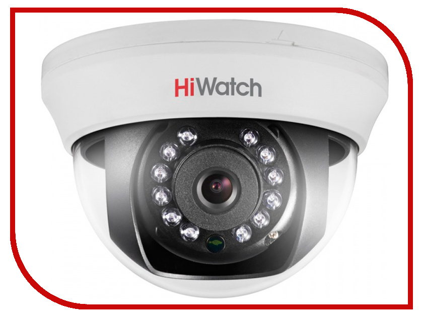 Аналоговая камера HikVision HiWatch DS-T101 (3.6mm)