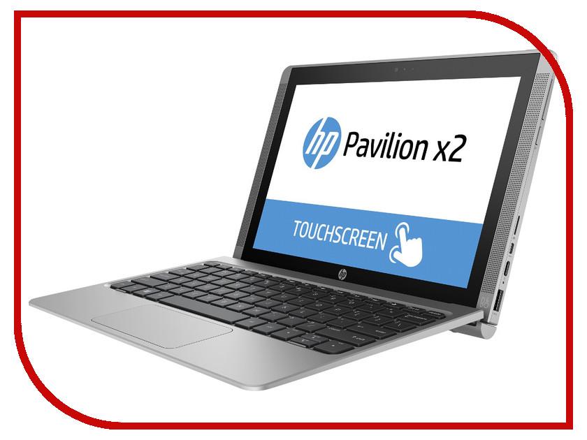 Ноутбук HP Pavilion x2 10-n104ur V0Y93EA (Intel Atom x5-Z8300 1.44 GHz/2048Mb/32Gb SSD/No ODD/Intel HD Graphics/Wi-Fi/Cam/10.1/1280x800/Windows 10)