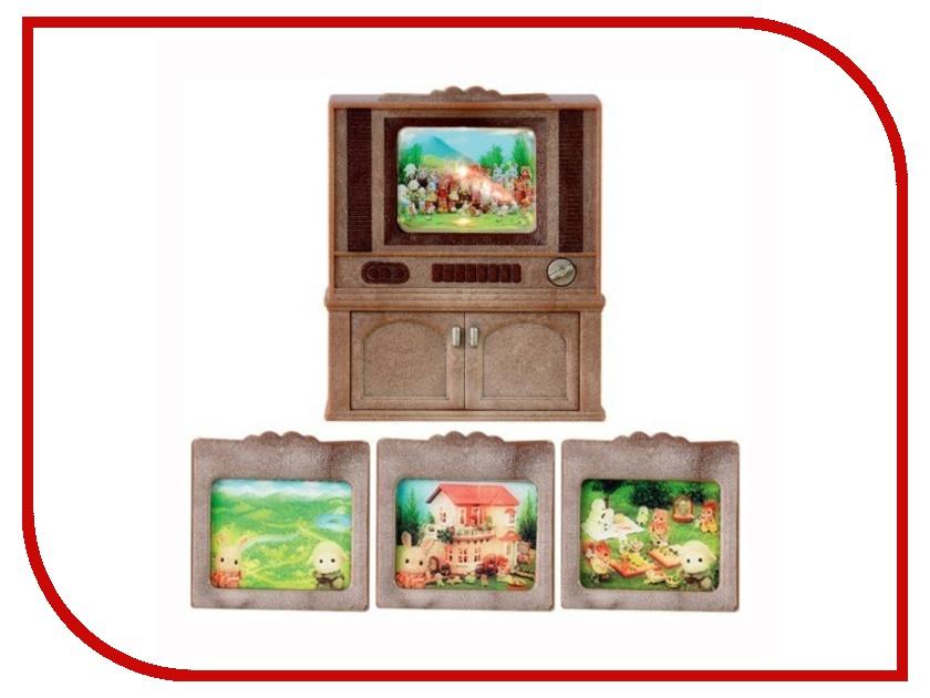 Игра Sylvanian Families Цветной телевизор 2924 телевизор купить акай