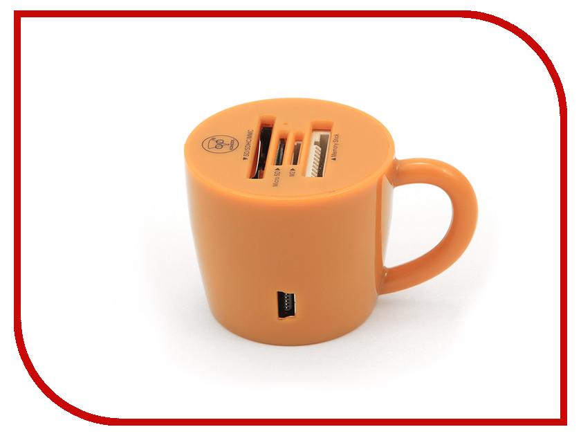Карт-ридер Konoos UK-24 Caramel