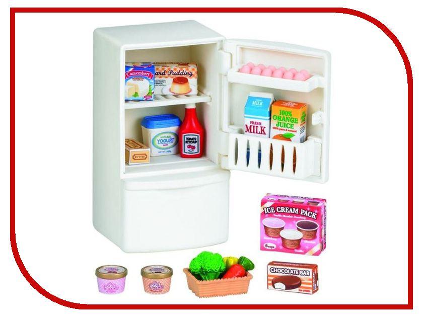 Игра Sylvanian Families Холодильник с продуктами 3566