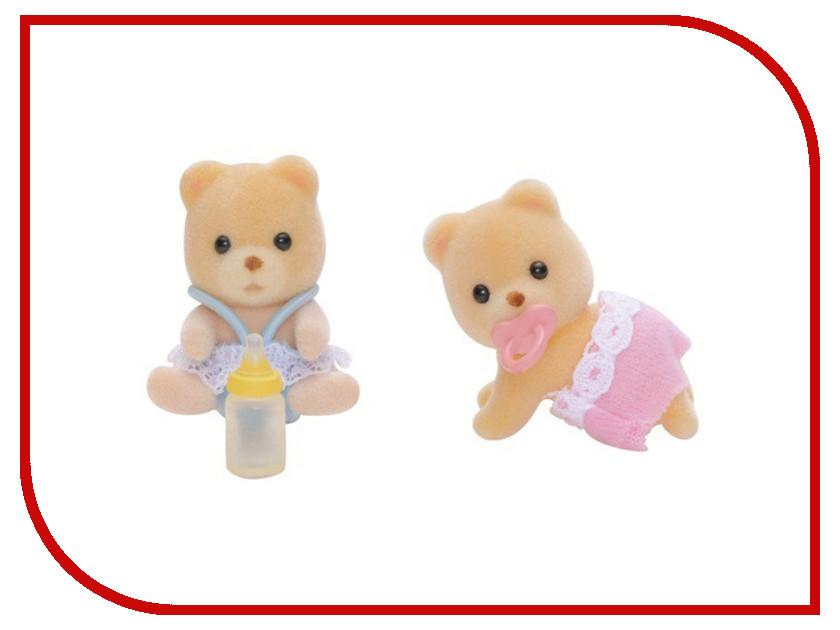 Игрушка Sylvanian Families Мишки-двойняшки 3243 набор фигурок sylvanian families двойняшки далматины