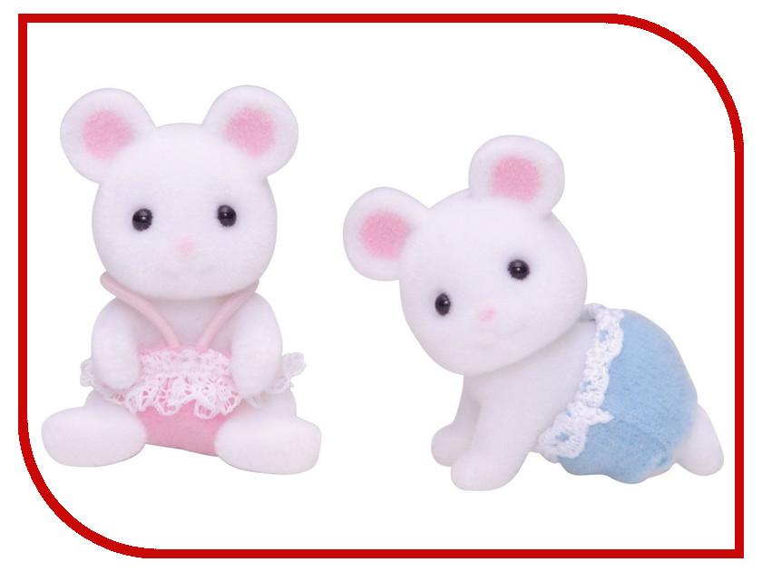 Игра Sylvanian Families Белые Мышата-двойняшки 3221<br>