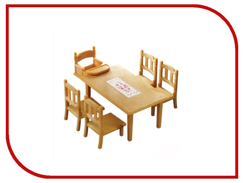 Игра Sylvanian Families Обеденный стол 2933 стоимость