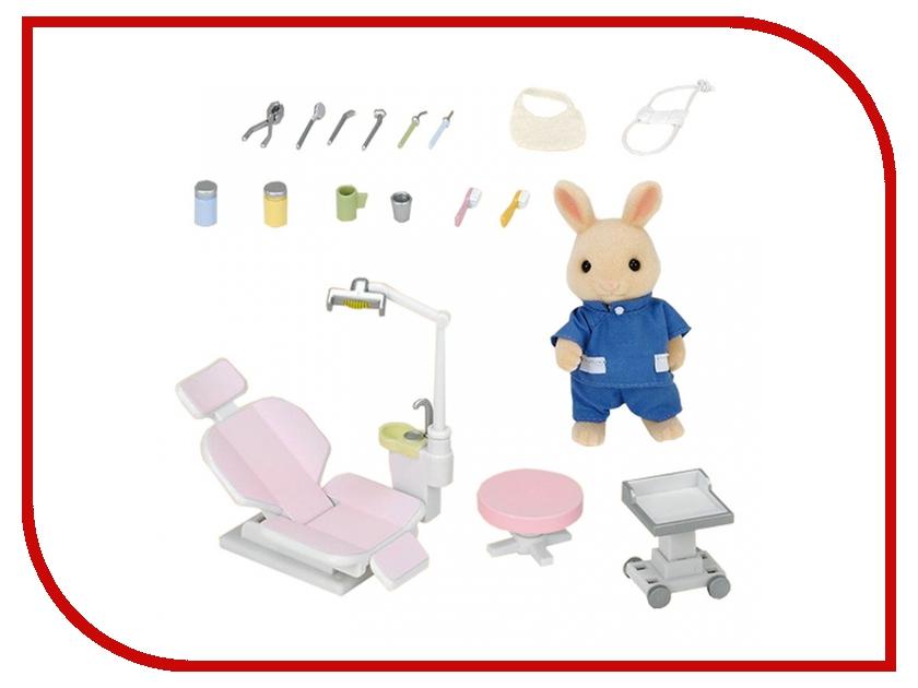 Игра Sylvanian Families Кролик-стоматолог 2817<br>