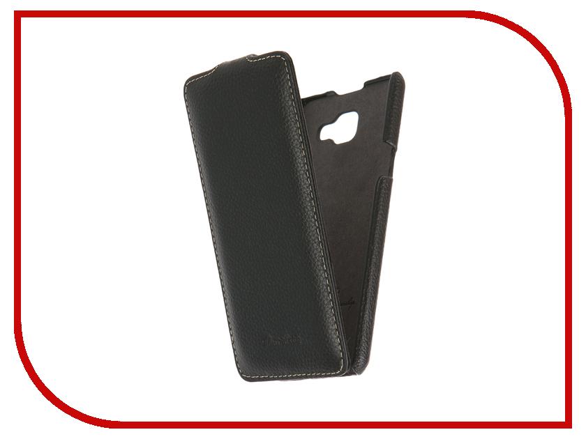 Аксессуар Чехол Samsung Galaxy A5 (2016) Melkco Black LC 9377<br>