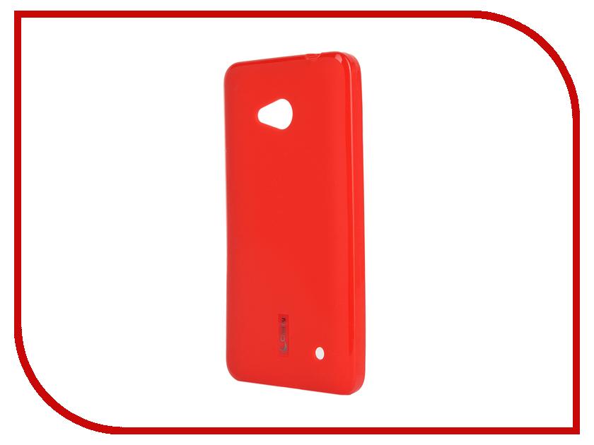 ��������� �����-�������� Microsoft Lumia 640 Cherry Red 8218