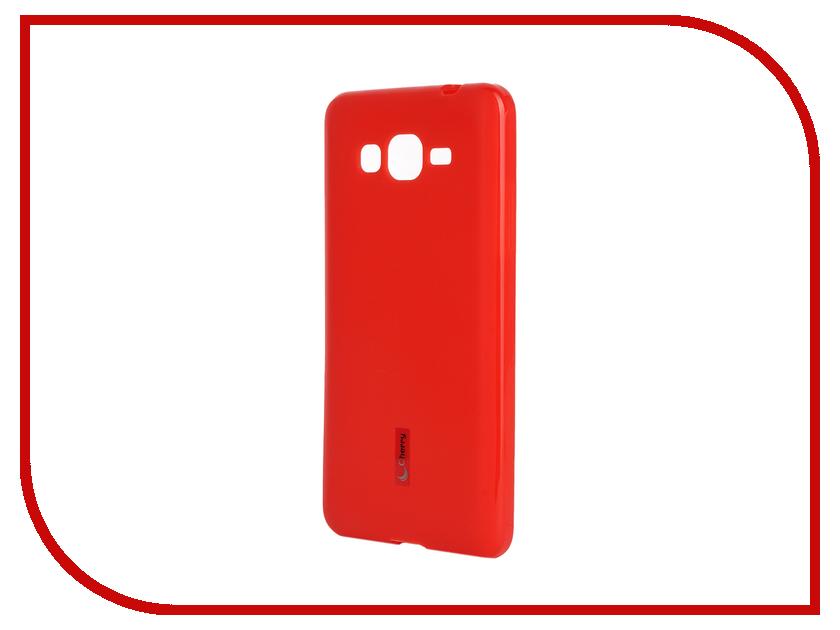��������� �����-�������� Samsung Galaxy Grand Prime SM-G530H Cherry Red 9072