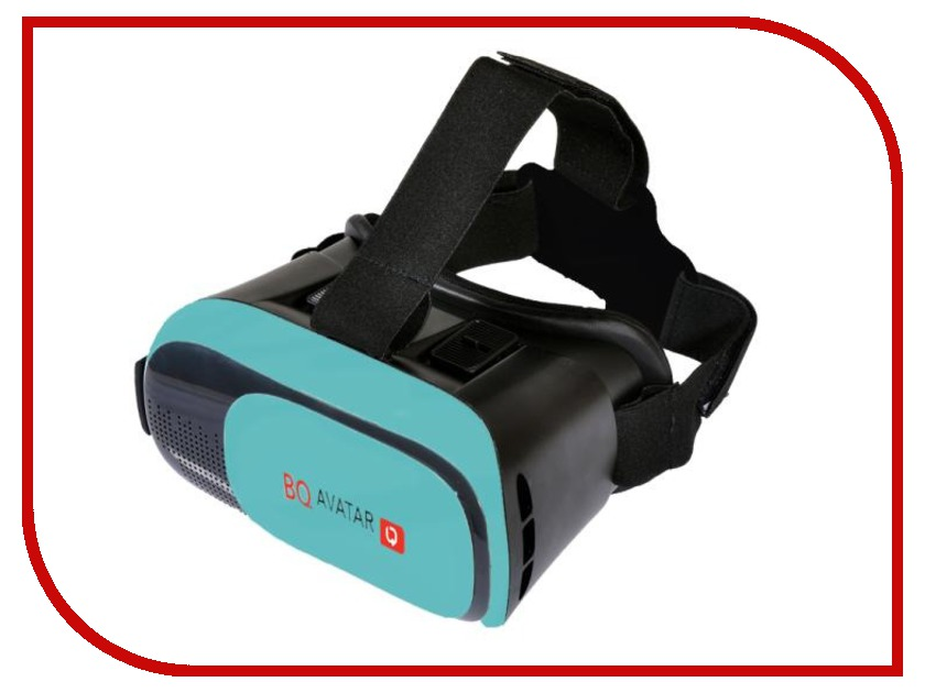 Видео-очки BQ BQ-VR 001 Avatar Blue<br>