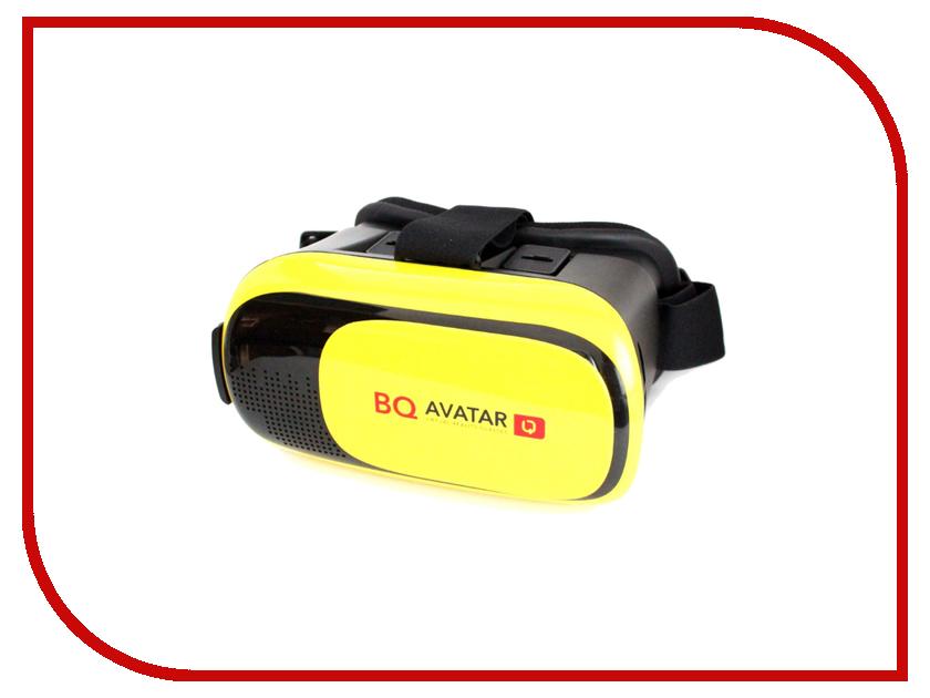 Очки виртуальной реальности BQ BQ-VR 001 Avatar Yellow